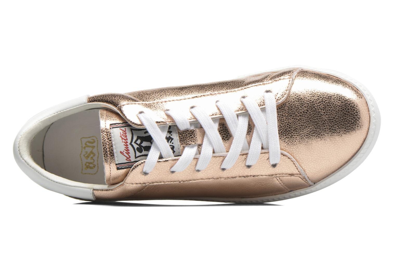 Sneaker Ash Cult gold/bronze ansicht von links