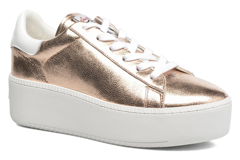 Sneaker Ash Cult gold/bronze detaillierte ansicht/modell