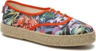 Chaussures à lacets Femme Lotus toile