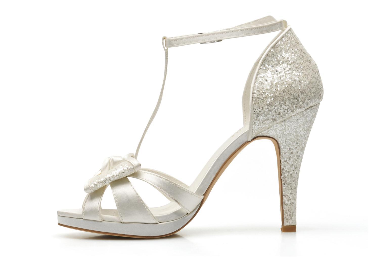 Sandales et nu-pieds Menbur Betoine Blanc vue face