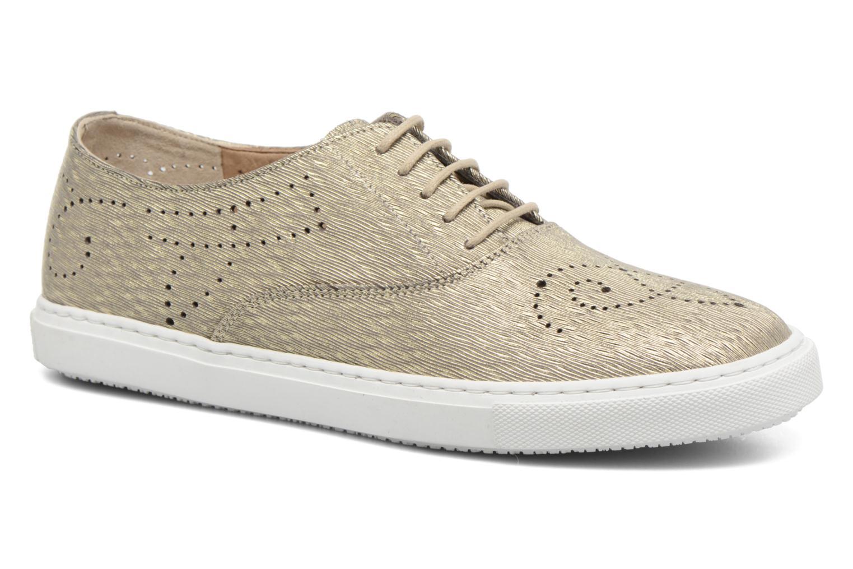 Grandes descuentos últimos zapatos Fratelli Rossetti Lou (Oro y bronce) - Zapatos con cordones Descuento