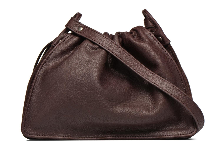 Handbags Nat & Nin Anouk Burgundy front view