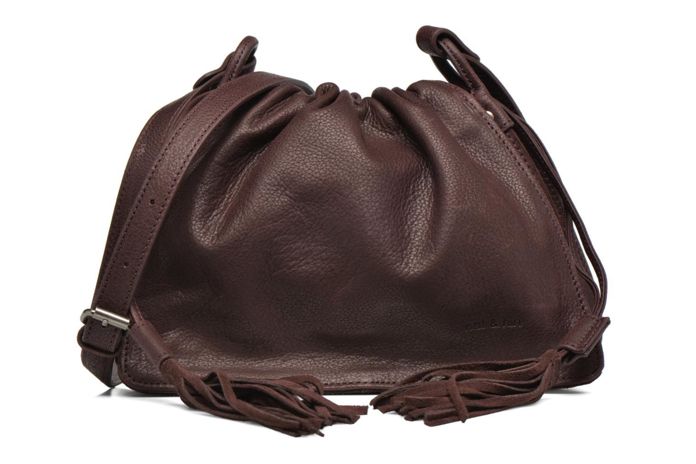 Handbags Nat & Nin Anouk Burgundy detailed view/ Pair view