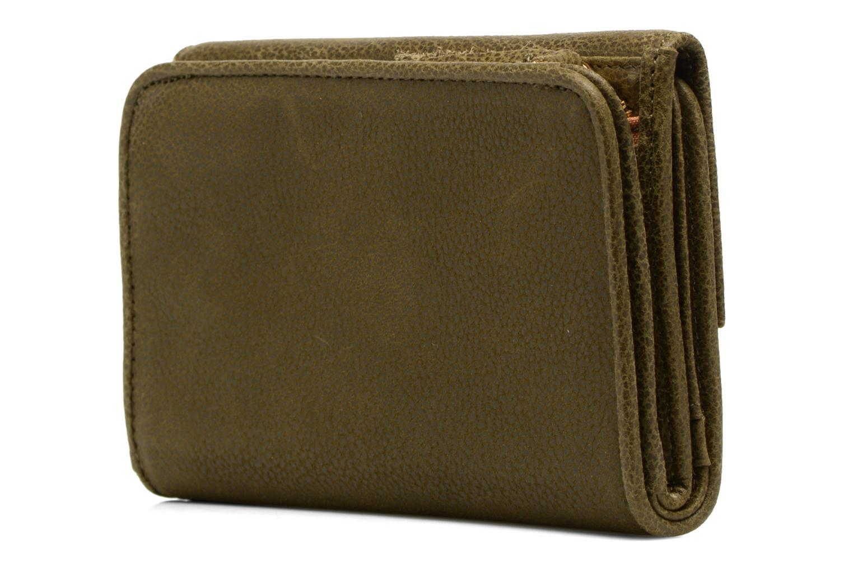 Portemonnaies & Clutches Nat & Nin Lotti grün ansicht von rechts