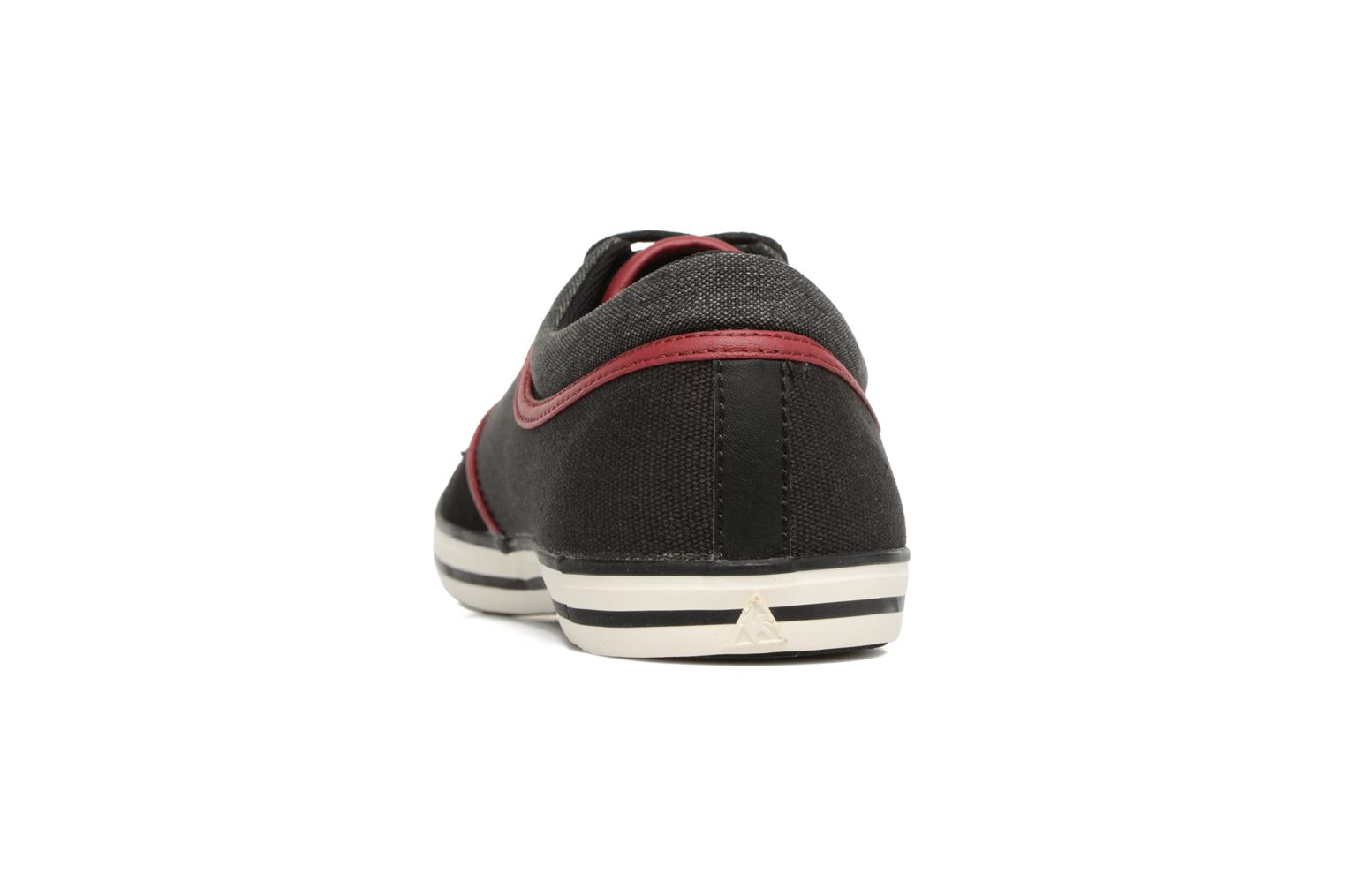Trainers Le Coq Sportif Denfert Heavy Cvs Black view from the right