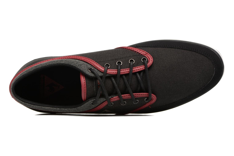 Sneaker Le Coq Sportif Denfert Heavy Cvs schwarz ansicht von links