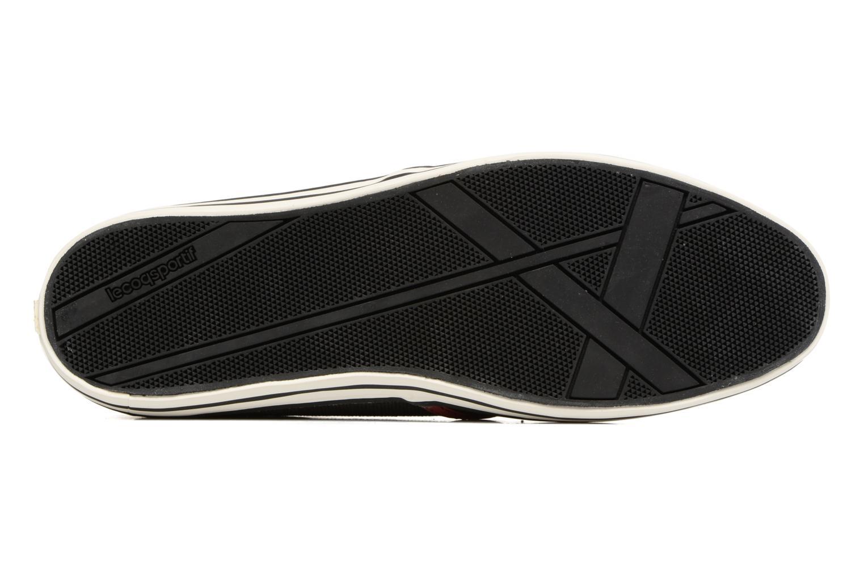 Sneaker Le Coq Sportif Denfert Heavy Cvs schwarz ansicht von oben