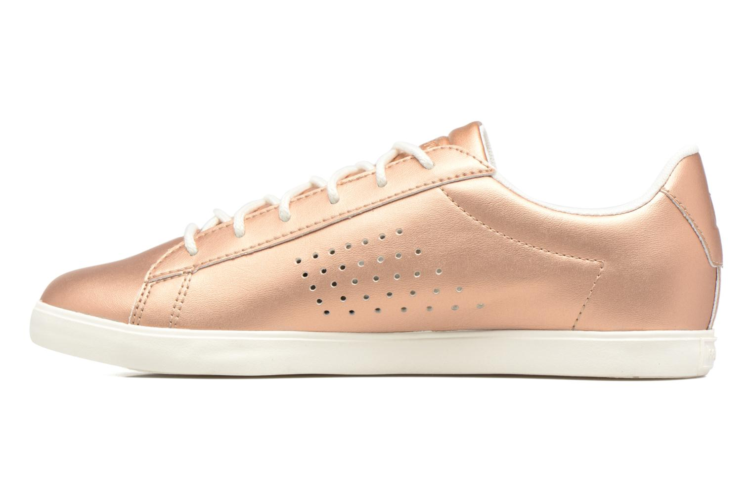 Trainers Le Coq Sportif Agate LO S Pink front view