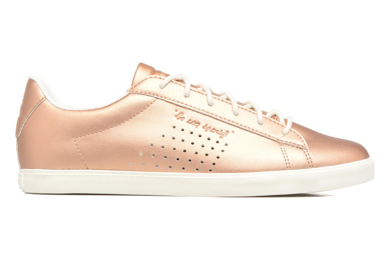 Trainers Le Coq Sportif Agate LO S Pink back view