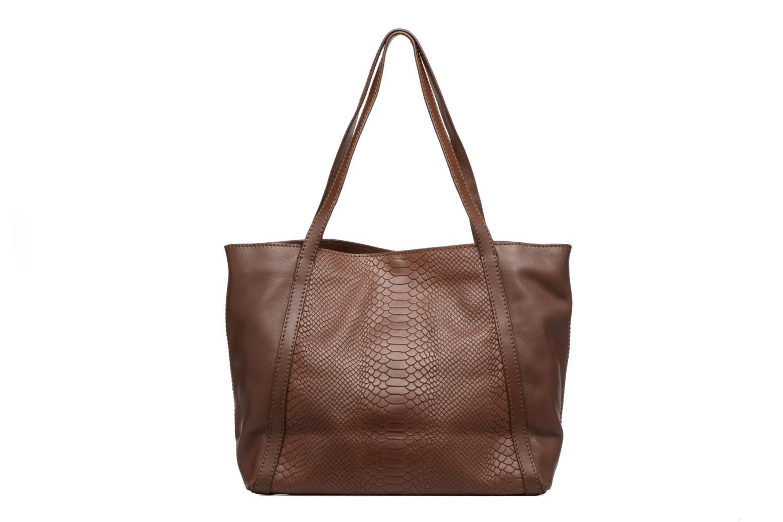 Handtaschen Loxwood Shopper Marilou braun ansicht von vorne