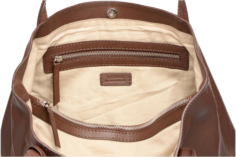 Handtaschen Loxwood Shopper Marilou braun ansicht von hinten