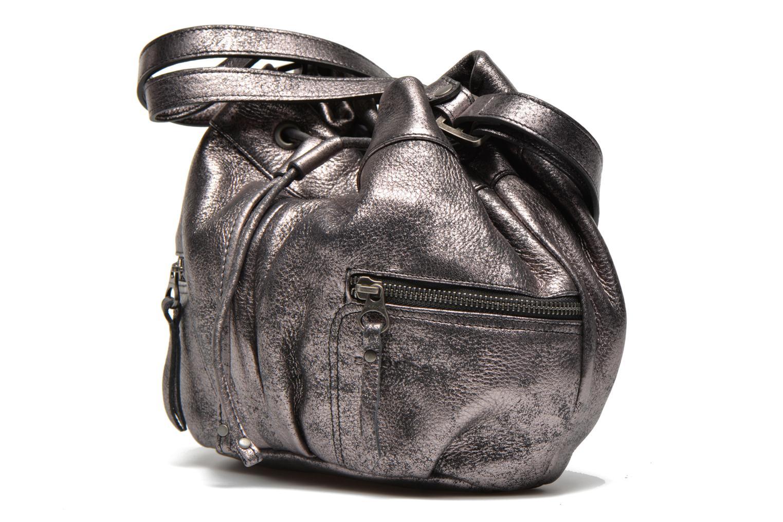 Handbags Sabrina Anaé Silver model view