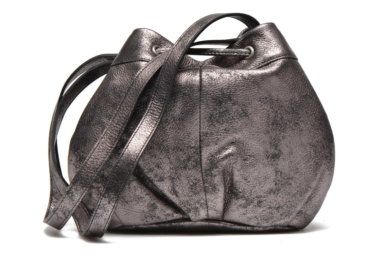Handbags Sabrina Anaé Silver front view