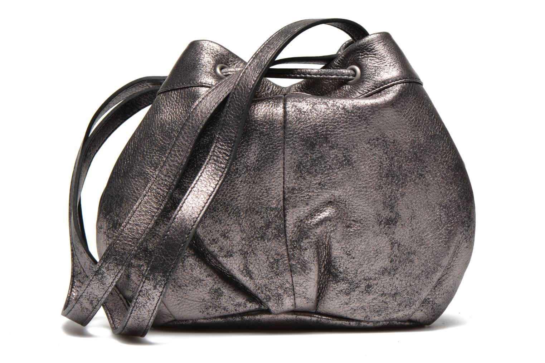 Handtassen Sabrina Anaé Zilver voorkant