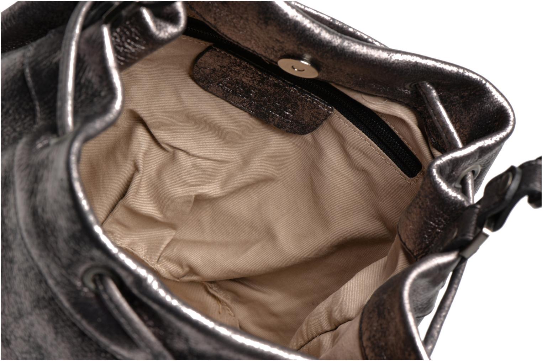 Handtassen Sabrina Anaé Zilver achterkant