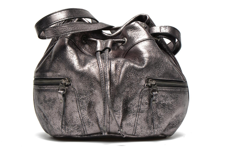 Handtassen Sabrina Anaé Zilver detail