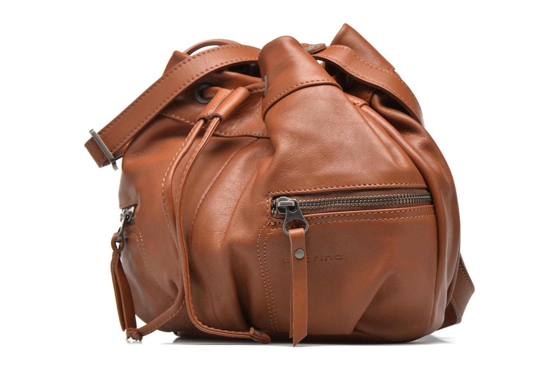 Handtaschen Sabrina Anaé braun schuhe getragen
