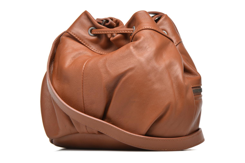 Handtaschen Sabrina Anaé braun ansicht von rechts
