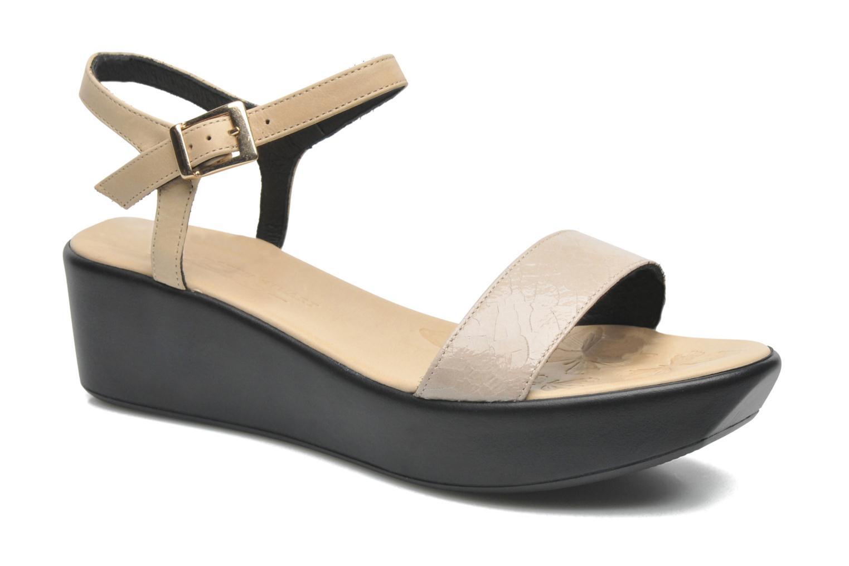 Elizabeth Stuart sandale villa Beige - Livraison Gratuite avec  - Chaussures Sandale Femme