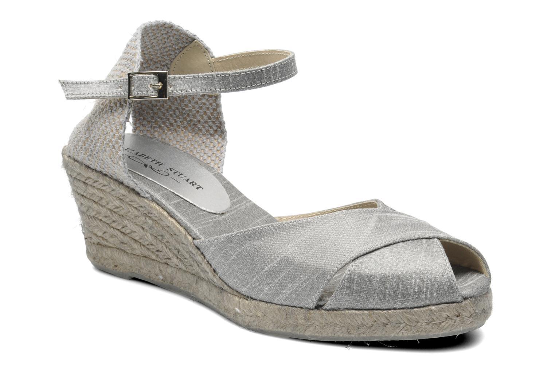 Sandales et nu-pieds Elizabeth Stuart Trento 604 Argent vue détail/paire