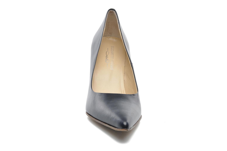 Escarpins Elizabeth Stuart Leston 304 Bleu vue portées chaussures