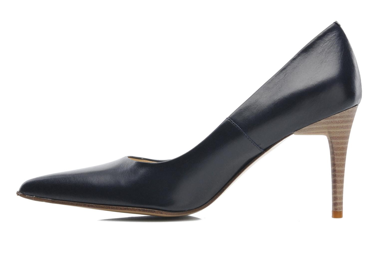 Zapatos de tacón Elizabeth Stuart Leston 304 Azul vista de frente