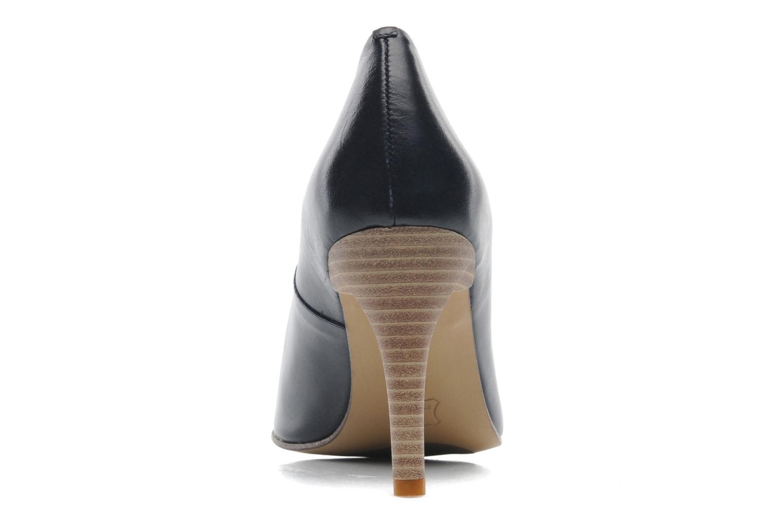 Zapatos de tacón Elizabeth Stuart Leston 304 Azul vista lateral derecha