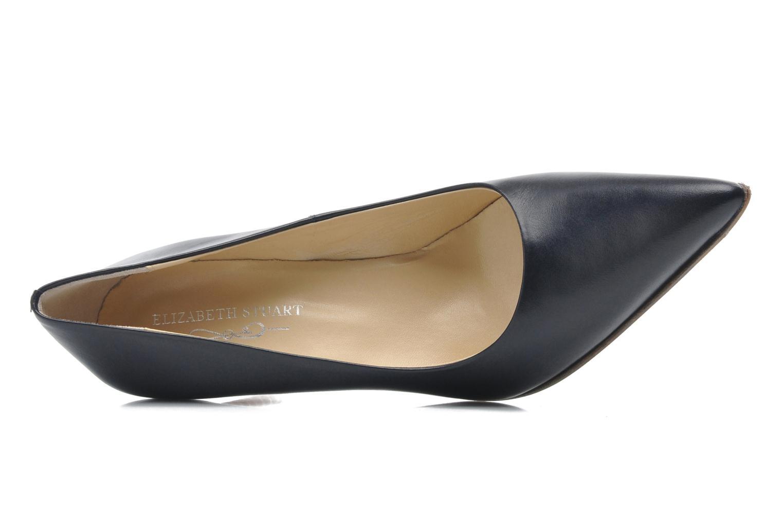 Zapatos de tacón Elizabeth Stuart Leston 304 Azul vista lateral izquierda