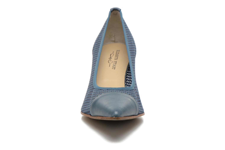 Zapatos de tacón Elizabeth Stuart Rayan 666 Azul vista del modelo