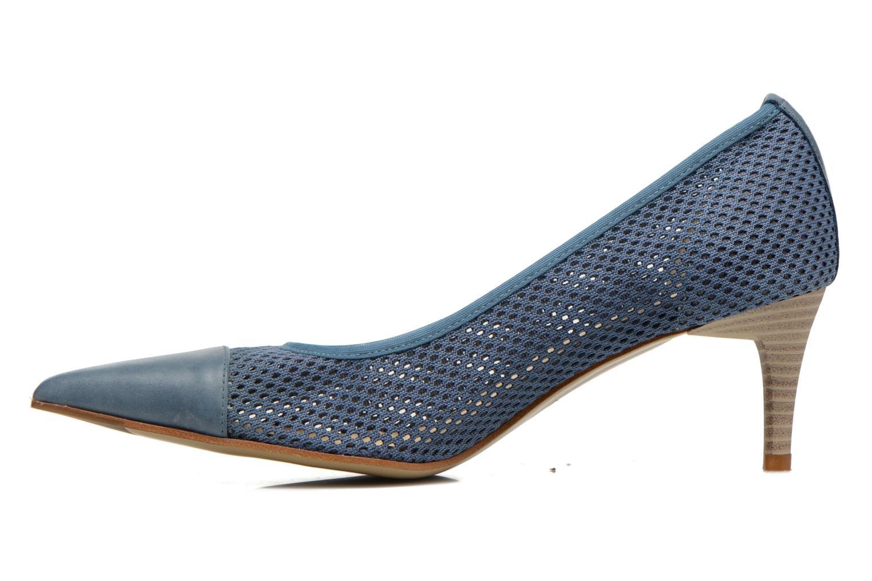 Zapatos de tacón Elizabeth Stuart Rayan 666 Azul vista de frente