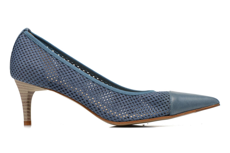 Zapatos de tacón Elizabeth Stuart Rayan 666 Azul vistra trasera