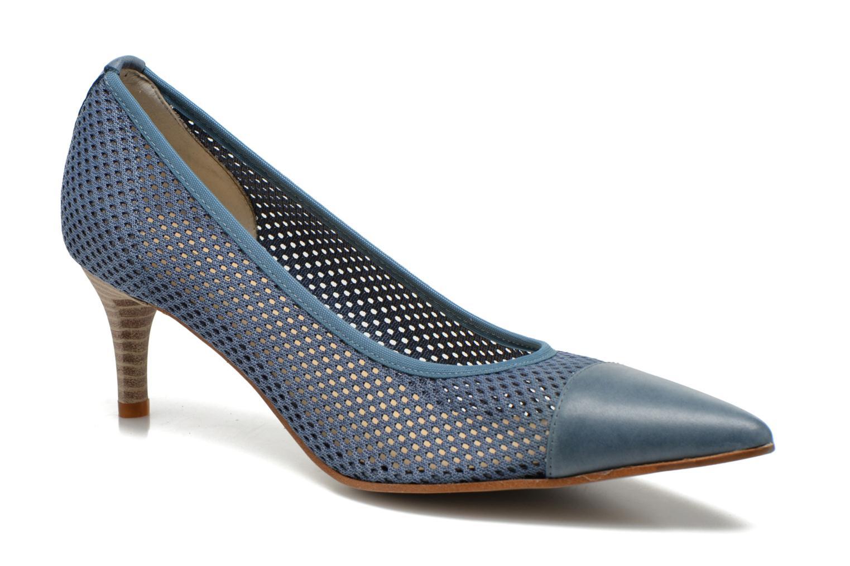 Zapatos de tacón Elizabeth Stuart Rayan 666 Azul vista de detalle / par