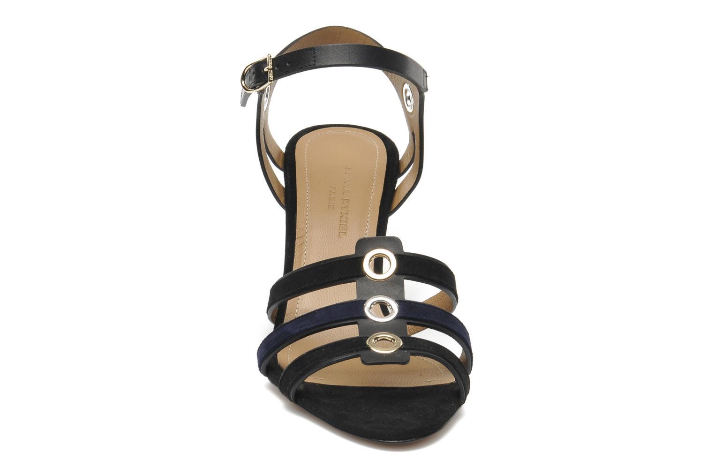 Sandals Sonia Rykiel Fide Black model view
