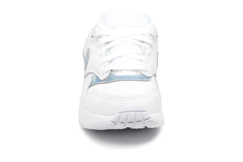Baskets Nike Nike Air Max 1 (Ps) Blanc vue portées chaussures