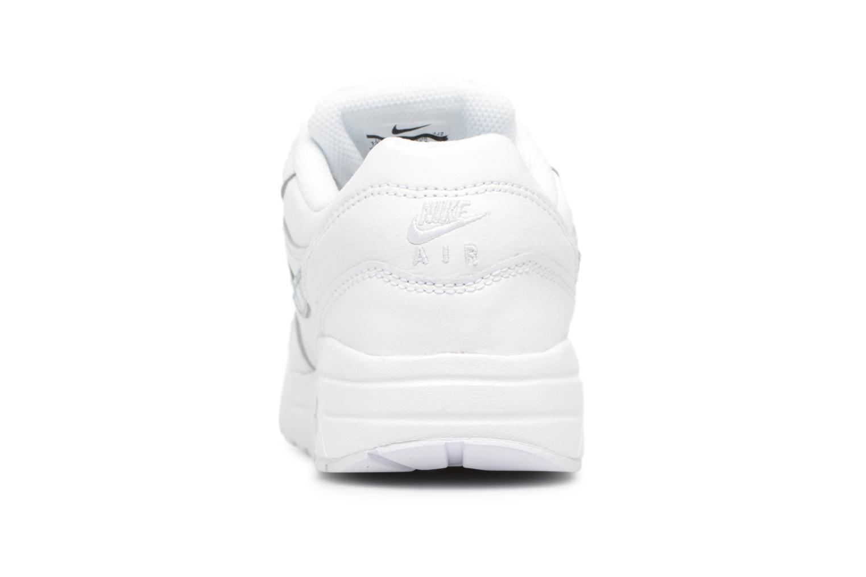 Baskets Nike Nike Air Max 1 (Ps) Blanc vue droite