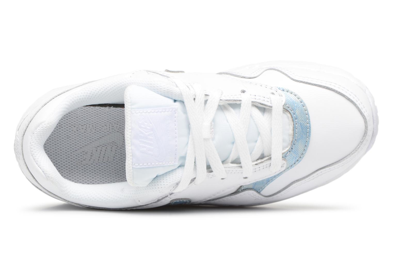 Baskets Nike Nike Air Max 1 (Ps) Blanc vue gauche