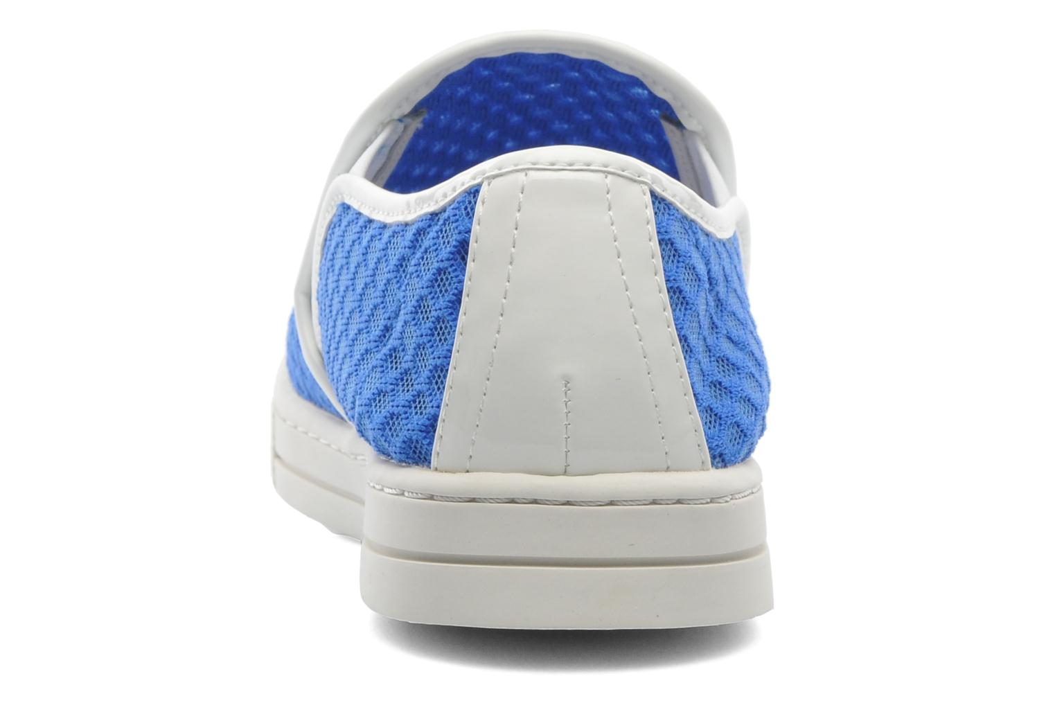 Trainers Mellow Yellow Sajoging Blue view from the right