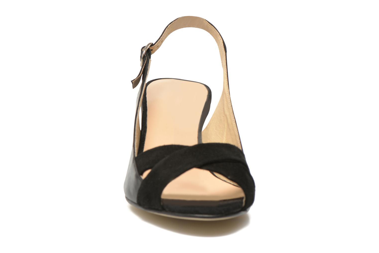 Sandales et nu-pieds Jonak BAZOR Noir vue portées chaussures