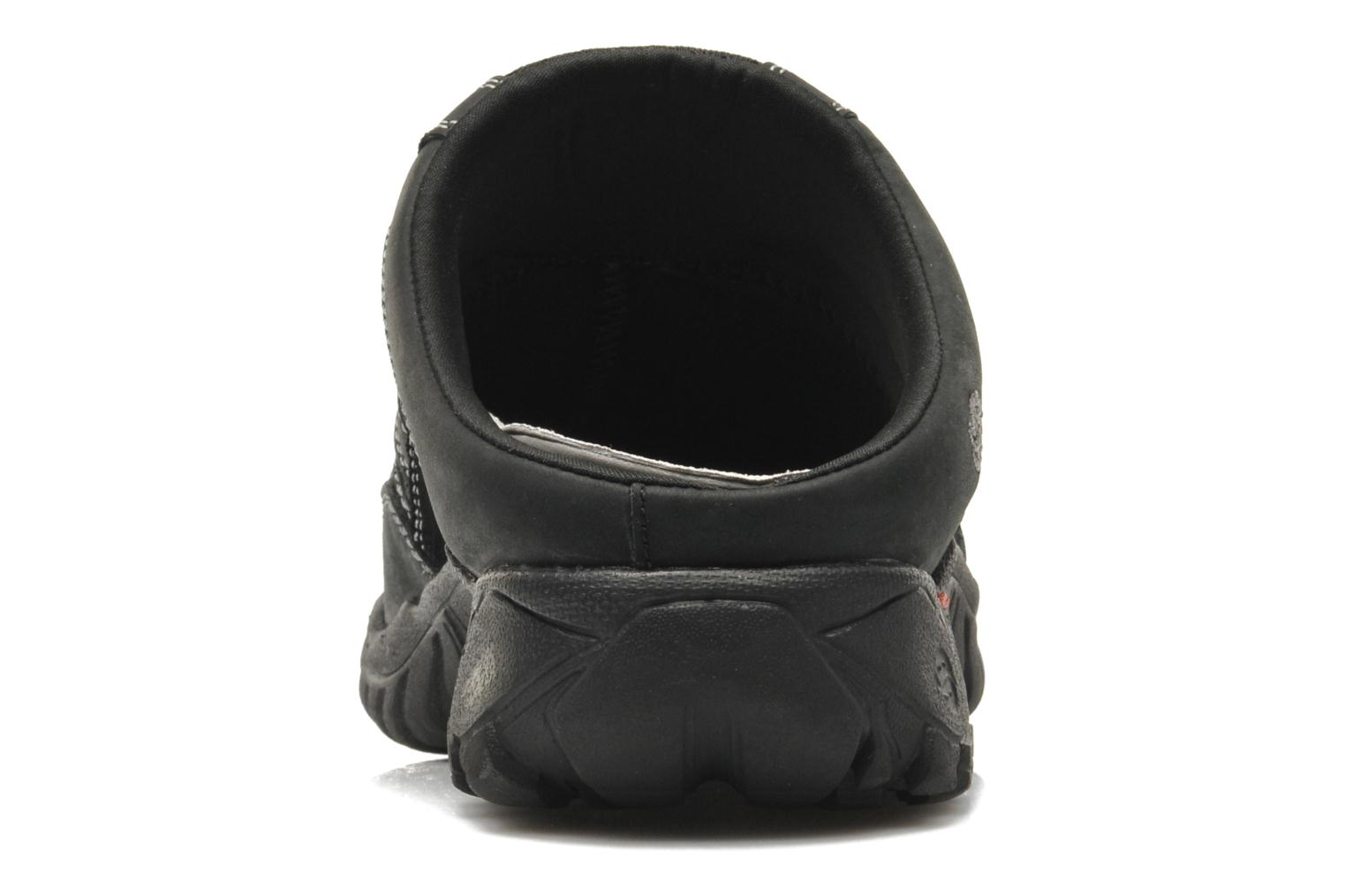 Sandals Dockers Sibil Black view from the right