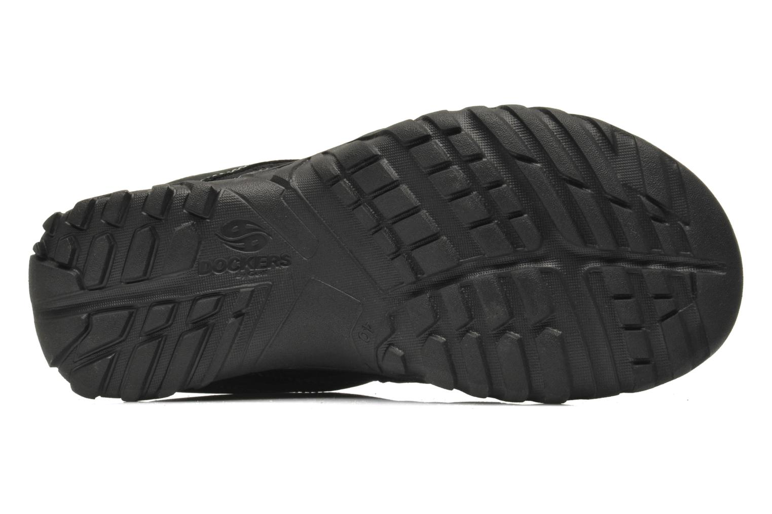 Sandals Dockers Sibil Black view from above