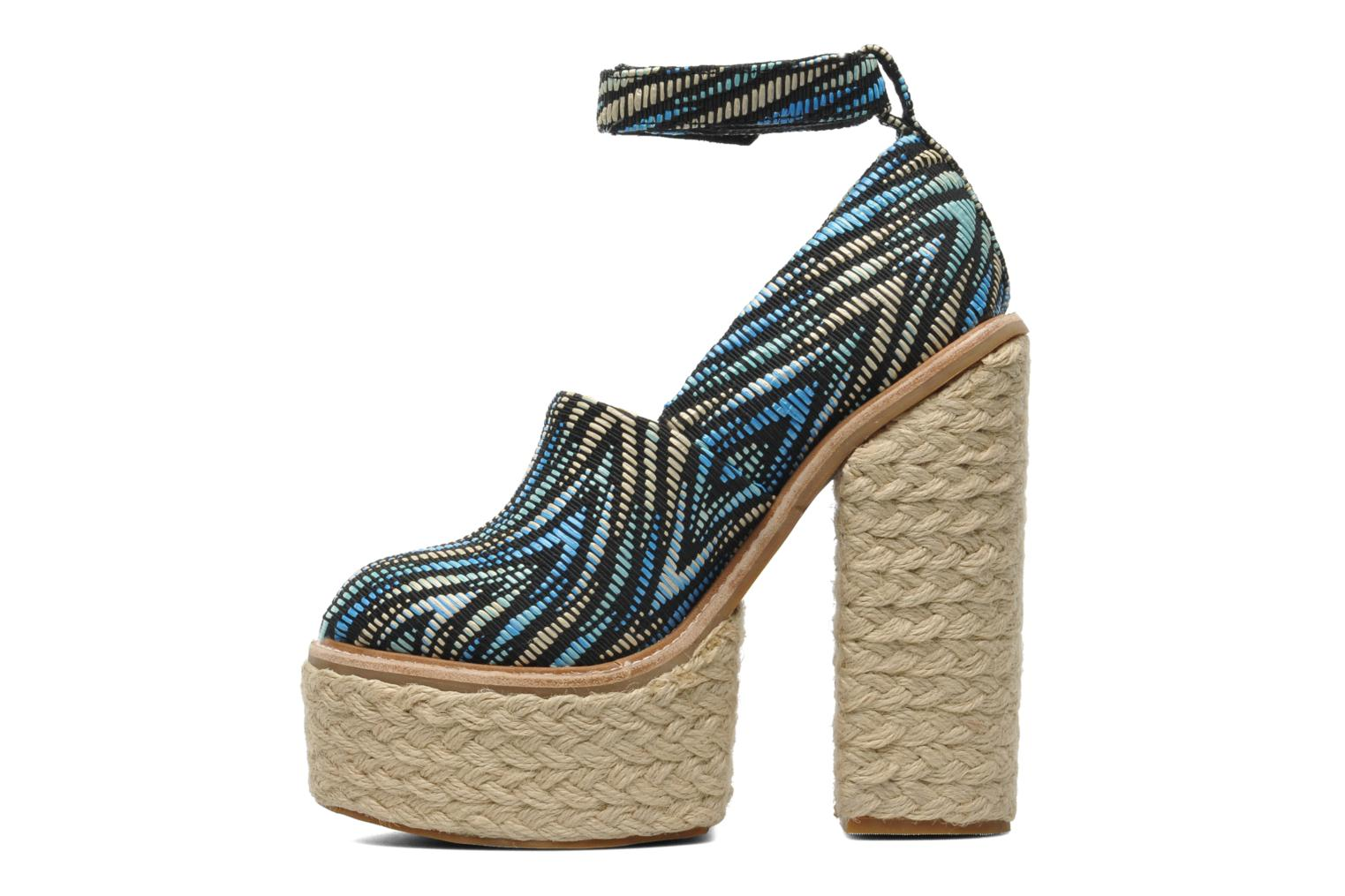 Pumps Jeffrey Campbell SCULLY ESP Multicolor voorkant