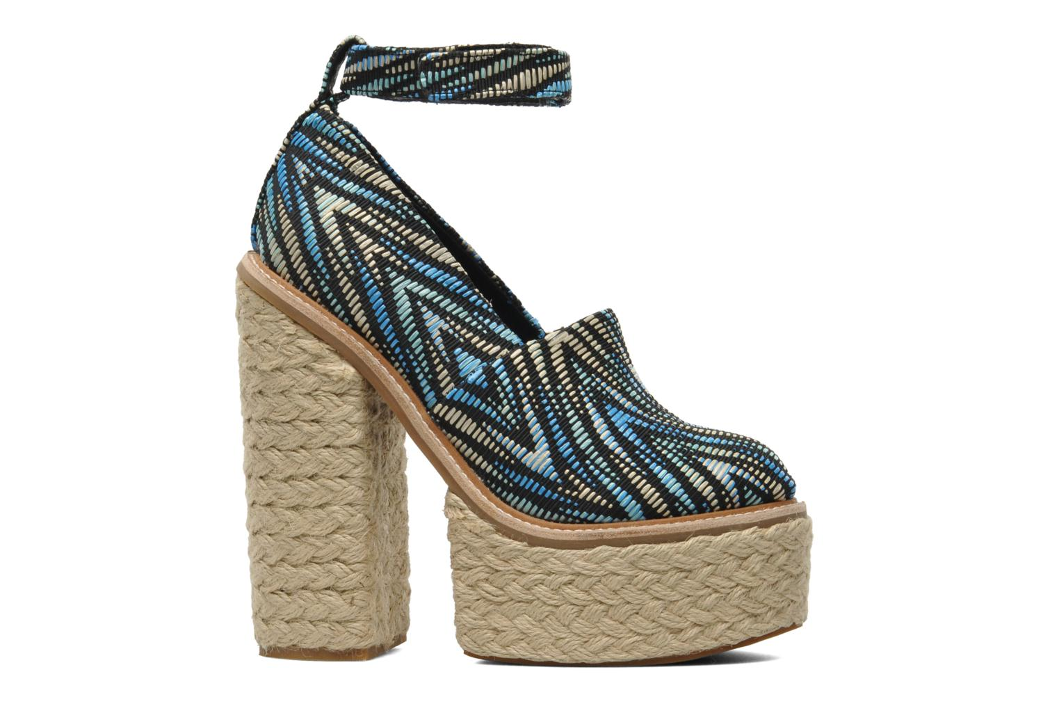 High heels Jeffrey Campbell SCULLY ESP Multicolor back view