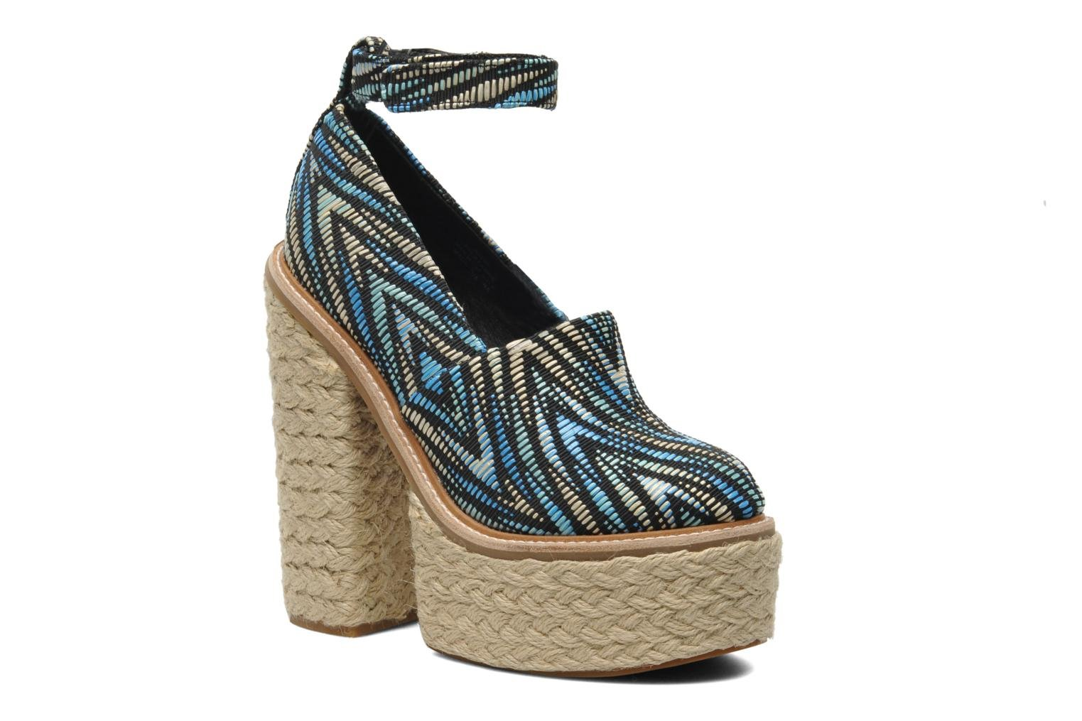 Pumps Jeffrey Campbell SCULLY ESP Multicolor detail