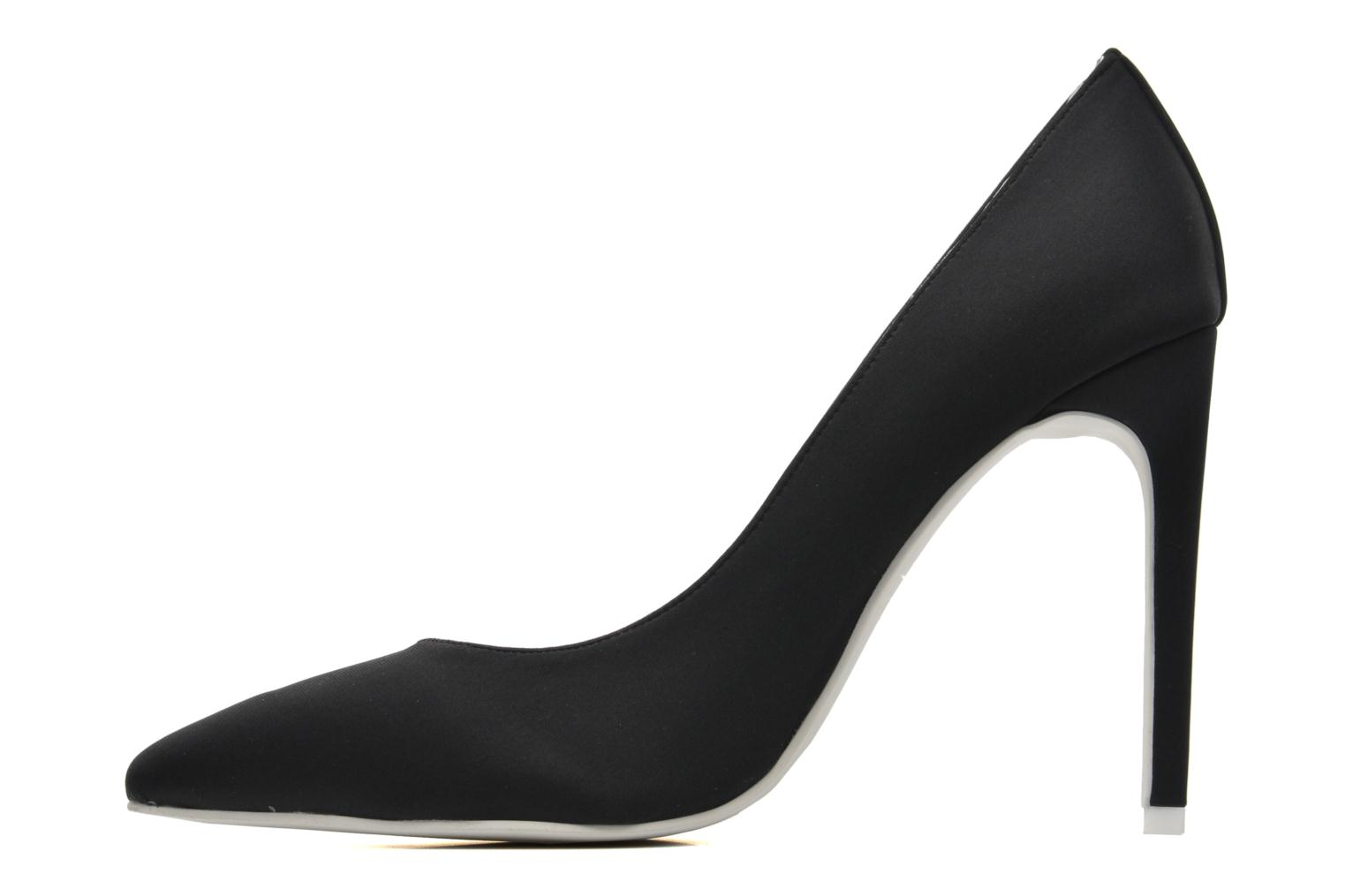 High heels Jeffrey Campbell Dulce Black front view