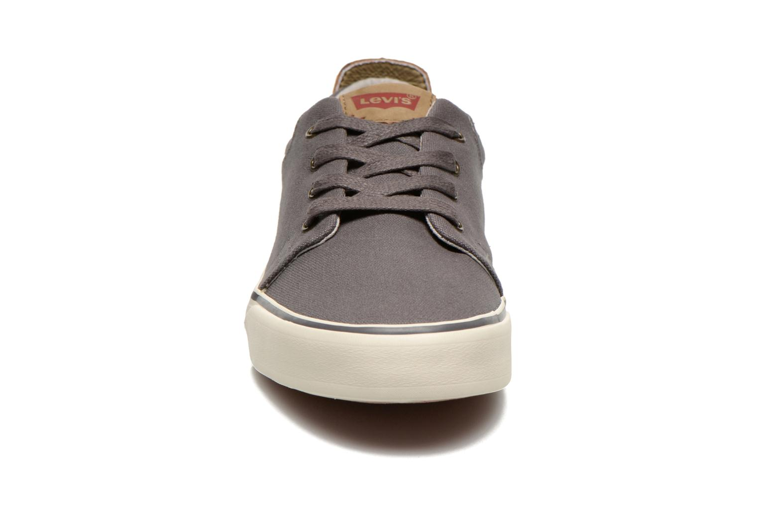 Justin Low Lace Dark Grey