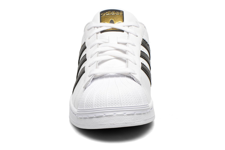 Deportivas Adidas Originals Superstar W Blanco vista del modelo