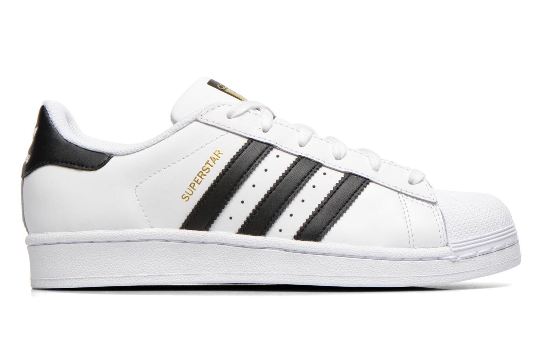 Sneakers Adidas Originals Superstar W Bianco immagine posteriore
