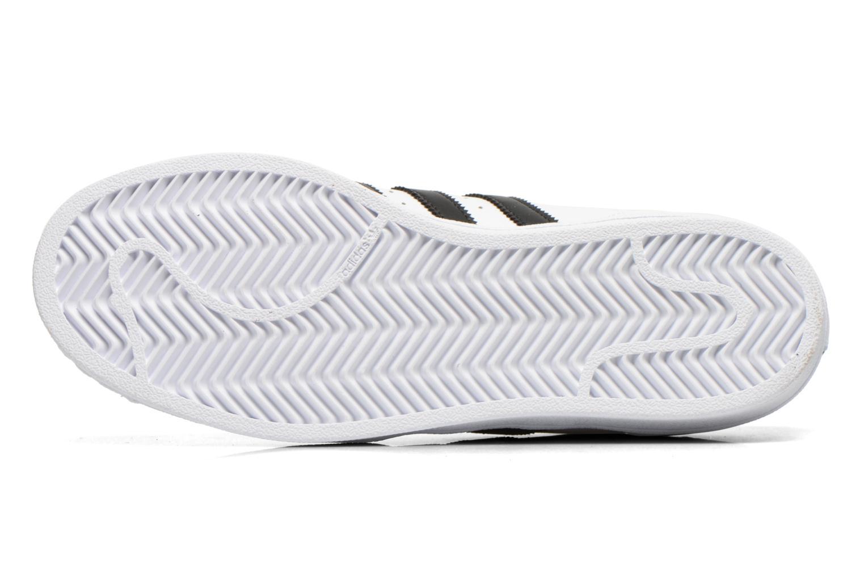 Deportivas Adidas Originals Superstar W Blanco vista de arriba