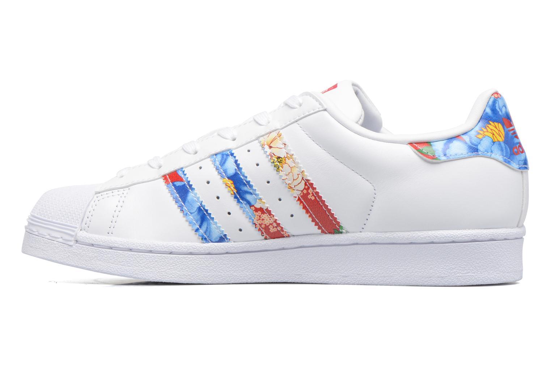 Sneakers Adidas Originals Superstar W Vit bild från framsidan