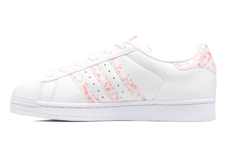 Deportivas Adidas Originals Superstar W Blanco vista de frente